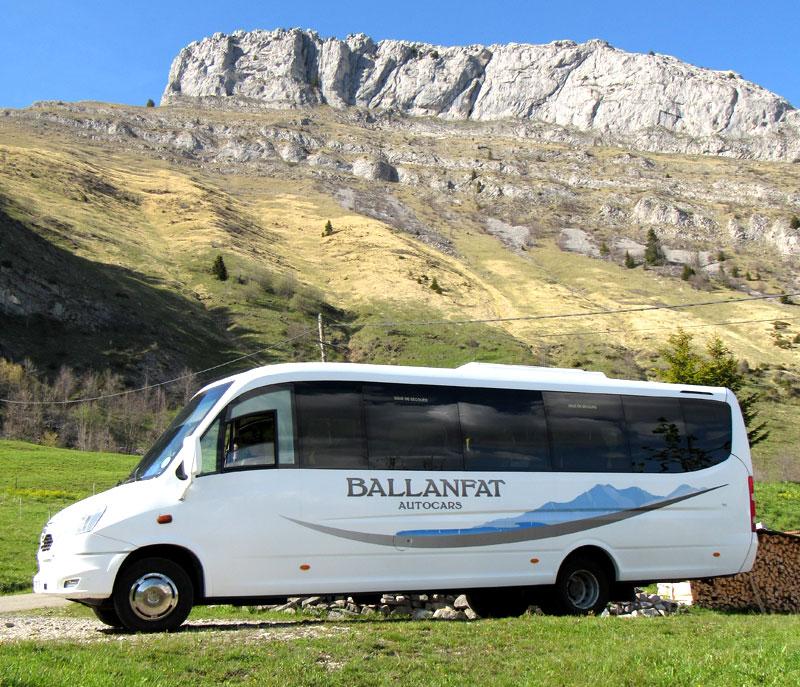 Circuit touristique Haute-Savoie
